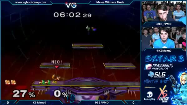 PPMD with an insane series of tech chases and a smooth conversion