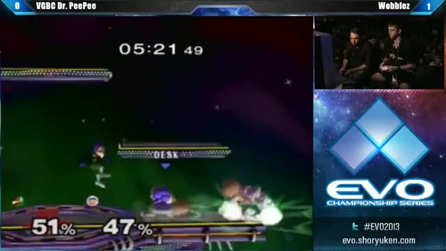 Remember when Wobbles took a set off PPMD?
