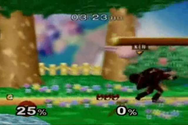 Ending of Ken vs. Mango at EVO 2007