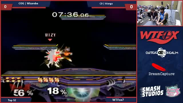 Mango with his signature movement takes out Wizzy's stock