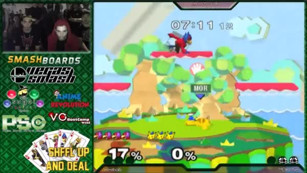 Axe Gets a Funny/Sick Pikachu Combo on Westballz