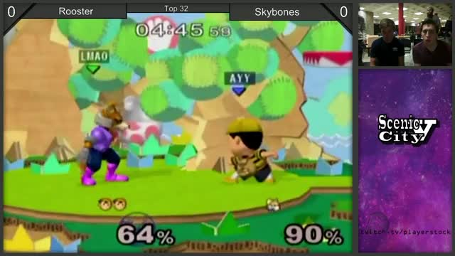 As a Melee Ness, this was the highlight of my life