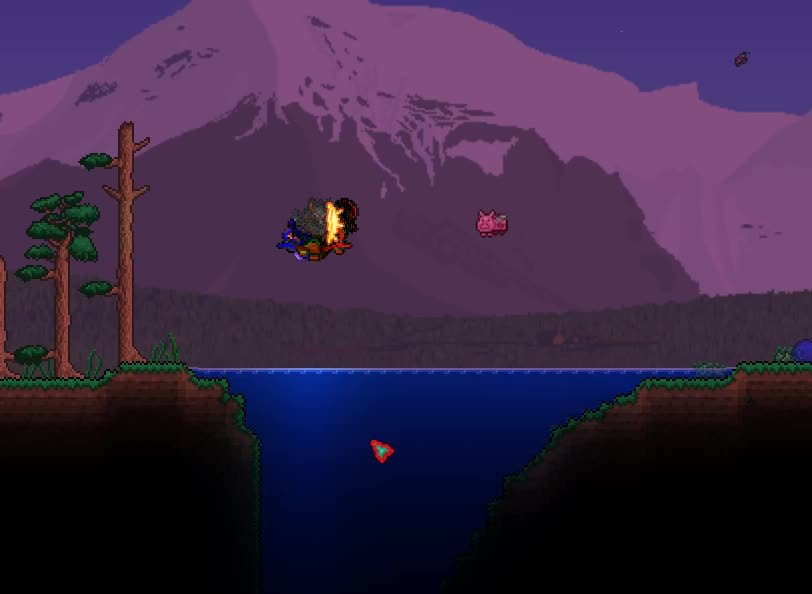Infinifishing aka messing around with cheat engine for Fishing poles terraria