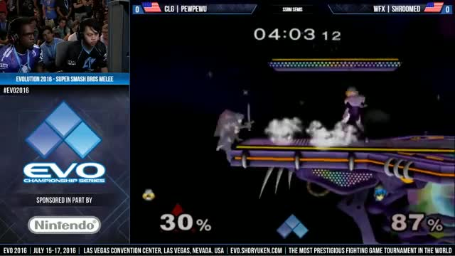 PewPewU shreds shroomed