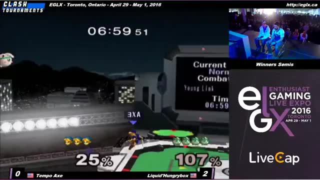 Axe's 2 bomb setups on Hungrybox