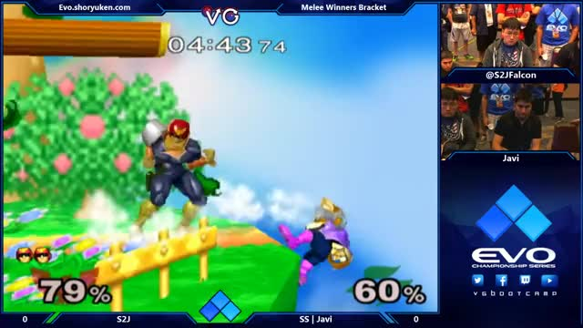 Who said S2J can't edgeguard???