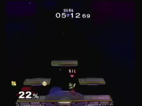[Peach] I was pretty proud of this edgeguard