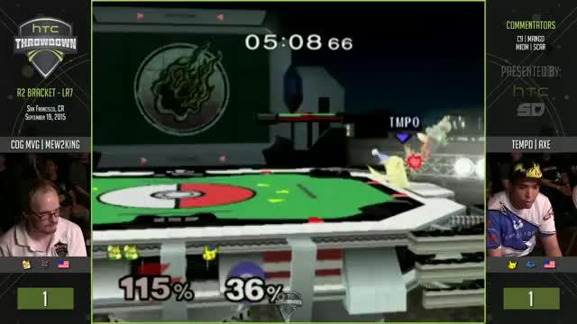 [Gfy] Axe's unbelievable edgehog