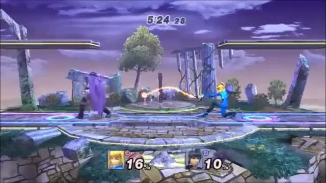I don't mind edgeguarding tethers. I find it fun.