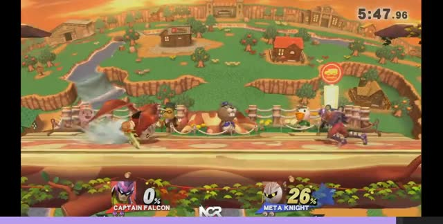 ZeRo's knee on Ito in Grand Finals at the Norcal Regionals