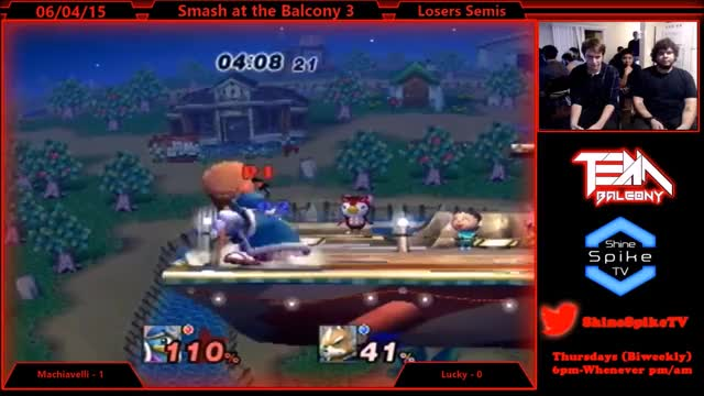A funkatronic Dedede combo from my recent set against Lucky.
