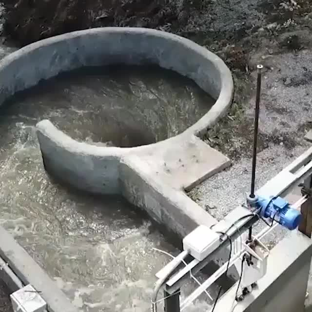 This small whirlpool could power a community!