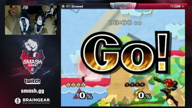 ESAM with the crazy kill on Shroomed at the Summit