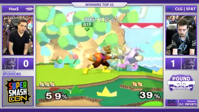 Hax Dollars Hits SFat With A Trinity Of Shines (Pound 2016)