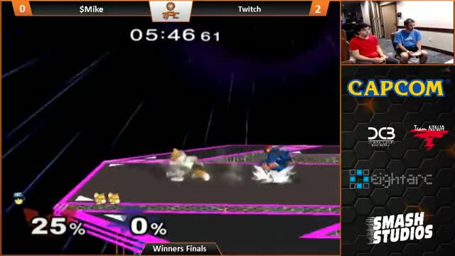 Twitch secures grand finals in style.