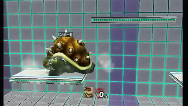 "New Bowser Mixup: ""Nom"" Cancelling"