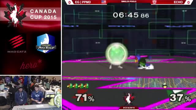 PPMD combos a falcon