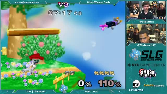 Hax is too fast