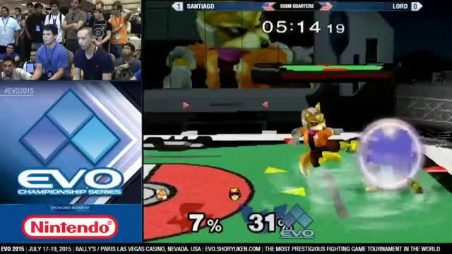 [GFY] Always Believe in The Lord (Evo 2015 Lord vs. Santiago Game 2)