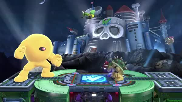 Possibly not worth an entire thread, but Ridley actually grabbed Pikachu in his Direct clip.