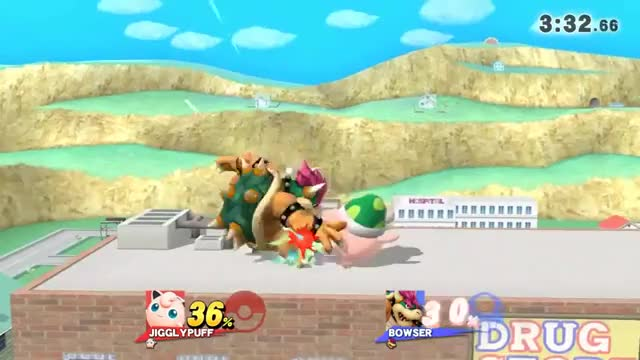 Possibly my favorite kill in my entire Smash 4 career