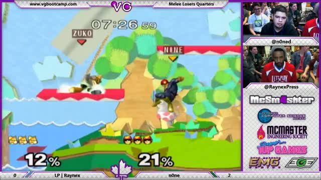 The absolute dirtiest tech chase from McSmashter 3