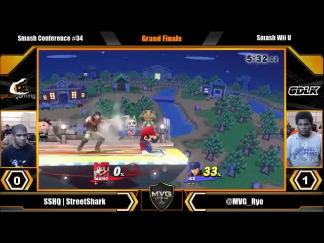 MVG's Ryo 0-Death's Mario in GF