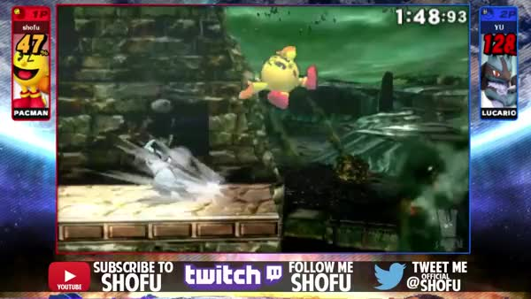 Shofu with the disrespect