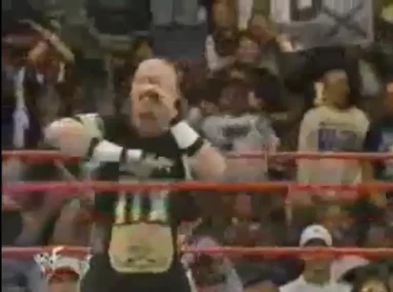 Longest fan sign in the history of WWE?