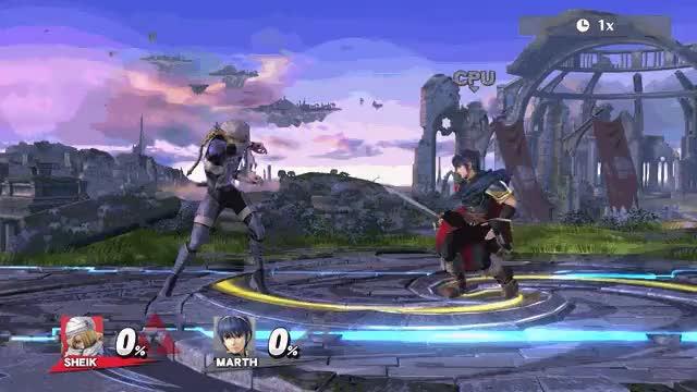 Sword fighters sacrifice frame data for range right?