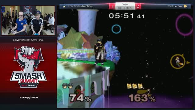 Leffen Adapts to M2k's Amsah Techs
