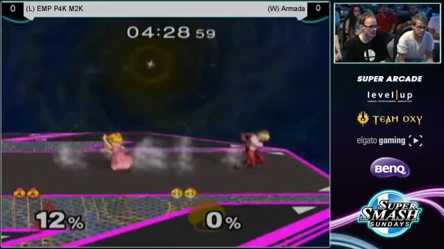 Mew2King's genius combo on Armada