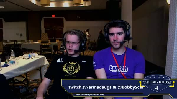 M2K and ZeRo, double teaming up on Armada and rekts him