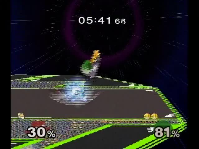 [Melee] So close, and yet…..