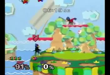 [Falco] The most Westballz sequence there is.