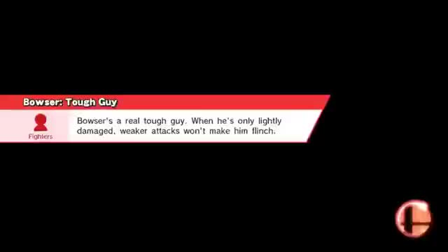 Dirty Bowser is Dirty