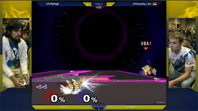 The most nonchalant 0 – death from Mango vs Ice