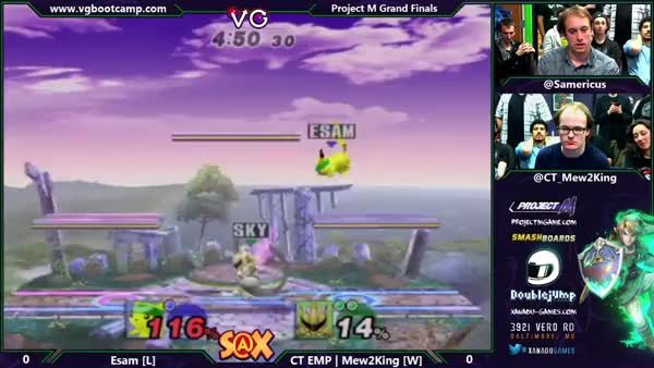 Esam narrowly escapes death and returns with a great kill combo on M2K
