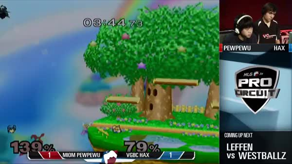 """Crazy, crazy, clutch from PewPewU"""