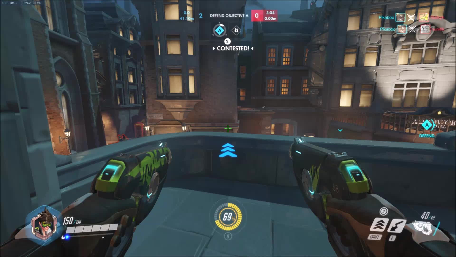 Very skilled Hanzo on Kingsrow (possibly Seagull??)
