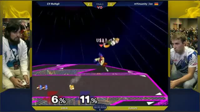 Mango's stylish end to the TBH5 crew battle