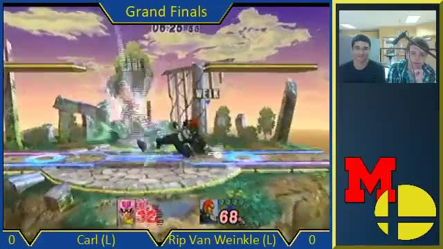 How to edgeguard with Ganon 101