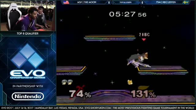 Crazy way to end game 1 between The Moon and Leffen