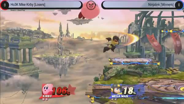 How to kirbycide in sm4sh