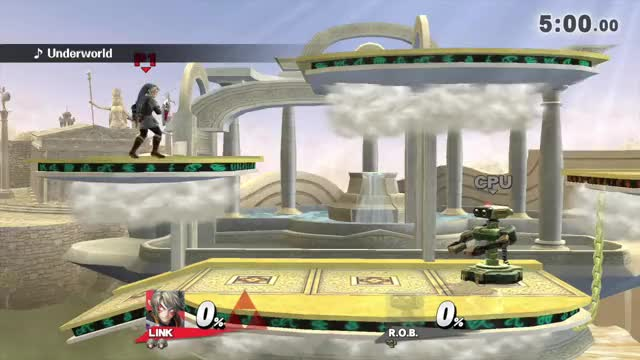 And you thought Brawl had bad AIs.