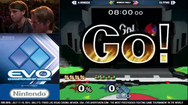 PPMD's insane combo to start game 2 of Winner's Finals
