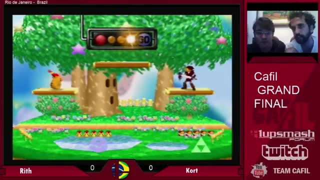 Kort starts off Rio's Grand Finals with a quick Link 0 to death