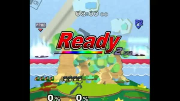 [Falco] Friendly Reminder: Spacie Legs are invincible during Downsmash's startup frames.