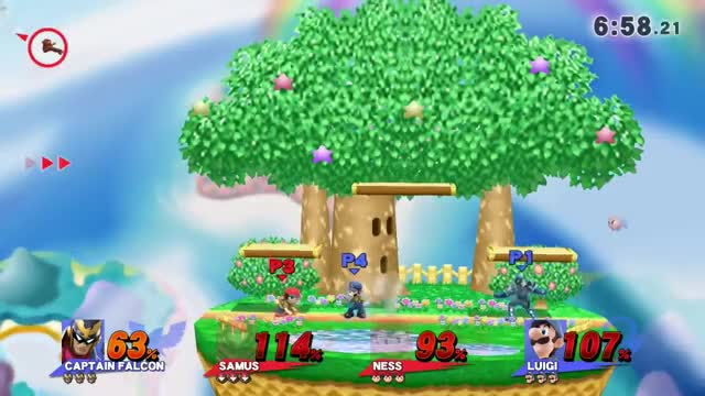 Big Save In Online Dubs (Smash Domain Team League 2v2)