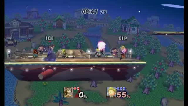 By far one of my greatest Lucas combos, hands down.